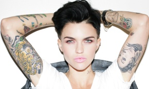 A Cultural Shift for LGBTQ Support: OITNB's Ruby Rose on GenderFluidity