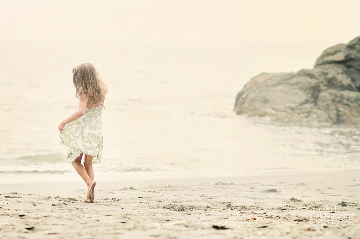The Little Girl - Short Story