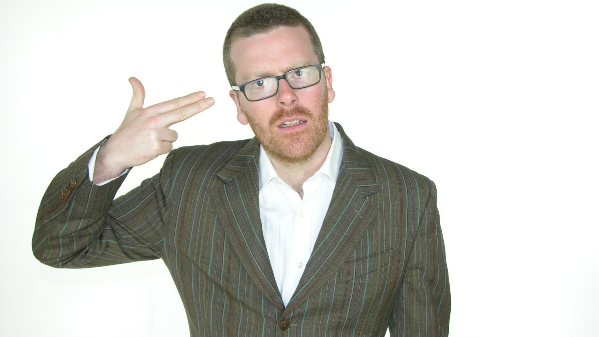 "Comedy Review: Frankie Boyle ""Work in Progress"" at The Stand Comedy Club, Glasgow"