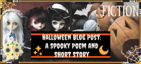 Happy Halloween: A Spooky Poem and Short Story for Hallows' Eve