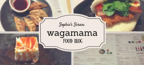 Sophie's Scran: Restaurant Review ofwagamama