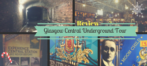 'moon child' Review: Glasgow Central Station Underground Tour