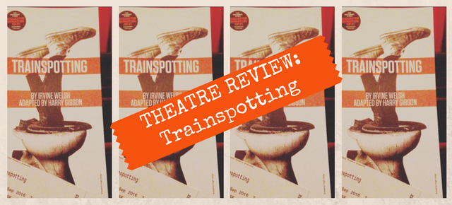 Theatre Review: Trainspotting at Citizens Theatre