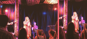 Review: Leah McFall at Stereo Cafe, Glasgow