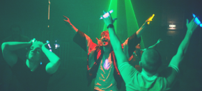 Theatre Review: Trainspotting Live at the Edinburgh FringeFestival