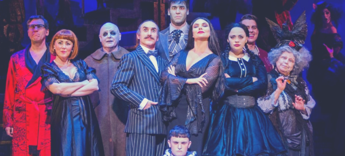 Theatre Review: The Addams Family Musical