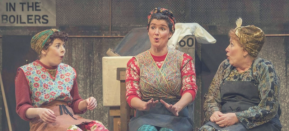 Theatre Review: 30th Anniversary of TheSteamie
