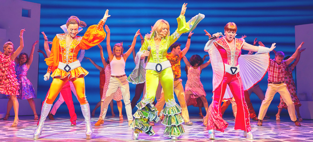 Theatre Review: Mamma Mia at the Theatre Royal