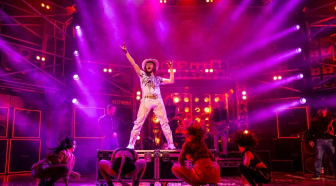 Review: Rock of Ages at The King's Theatre